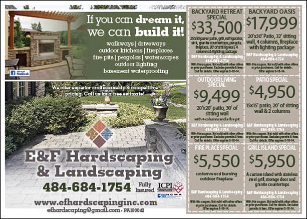 Specials, Landscaping Contractors in Drexel Hill, PA